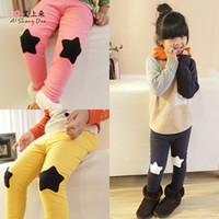 Jeans Girl Summer Girl legging 2013 children's autumn and winter clothing child trousers plus velvet thickening boot cut jeans baby skinny