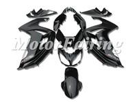 fairings - Ninja R Fairings for Kawasaki ER F Ninja R Ninja R ER6f Ninja R ER f ABS Black