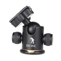Wholesale New Arrival BEIKE BK Camera Tripod Ball Head Ballhead with Quick Release Plate D1032