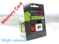 Wholesale GB C10 TF Memory Cards with Free SD Adapter GB Class Micro SD Card Free Blister Packaging Free DHL