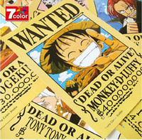 Wholesale one piece luffy Poster