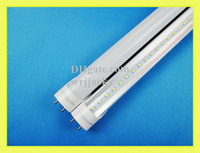Wholesale LED tube light lamp LED fluorescent tube SMD led lm led T8 G13 mm m feet lm W AC85 V high bright