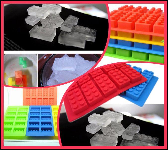 2017 building blocks of ice popsicle sticks ice cream for Ice block construction