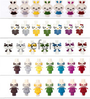 Wholesale Original Bunny Panda Tiger Roboter Cat Drip Tips for DCT vivi nova CE7 CE7S DCT UDCT Kayfun Ithaka Atomizer Mouthpiece DHL