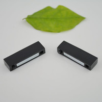 Clasps & Hooks jewelry findings - DIY MM Black Strong Magnetic Clasp For Leather bracelet Jewelry Finding