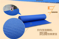 Wholesale Non slip Yoga Mat Yoga Towel colorful physical exercise blnket Skidless Yoga mats DHL free