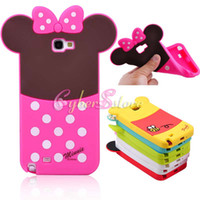 Wholesale For Galaxy Note Case Cute Cartoon Donald Pooh Sulley Daiey Minnie Mouse Milke Alien Soft Silicone Case For Samsung Galaxy Note N7100