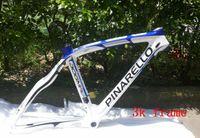 Wholesale 2014 Pinarello Bicycle Carbon Bike Frames k Wave Pro Team Edition Frameset DIY Decals Carbon Road Bike Frames Pinarello TT Scott Foul