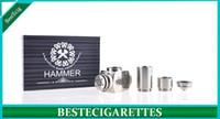 Cheap Hammer E Pipe Mod Kit E cig Mechanical E-Pipe Mod E Cigarette for CE4 CE5 Vivi Nova U-DCT Atomizer