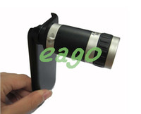 Wholesale 8 X Zoom Mobile Phone Lens Case Telescope case for i4 S S C Samsung Galaxy SIII S3 i9300 Note N9000 DHL free