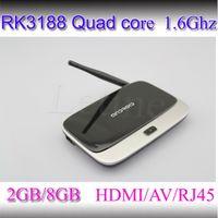 Quad Core Included 1080P (Full-HD) XBMC Android TV BOX Bluetooth RK3188 Quad Core Mini PC CS918 Google Smart TV BOX Android 4.2 2GB DDR3 RAM 8GB 2.4GHZ WIFI HDMI 1080P