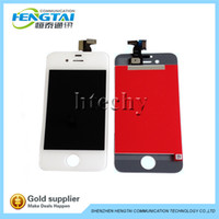 Wholesale For iPhone G S LCD Display Glass Touch Screen Digitizer Assembly Replacement Phone Parts