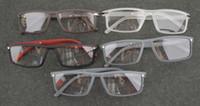 unisex designer eyeglasses - Top luxury brand designer eyeglasses frame P8178 acetate full rim myopia glasses for Men Women with Original packing box