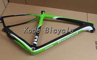 Wholesale 2013 Newest arrival full carbon MTB frame er Inch bicycle carbon mountain fiber frames Size
