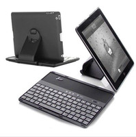 Detachable Wireless Bluetooth Keyboard Case With 360 Rotated...