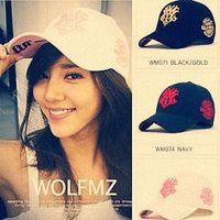 Wholesale 2014 Cap embroidery baseball cap female summer male women s cap