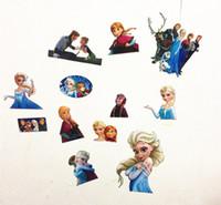Wholesale 1405L Frozen sticker new children gift stickers