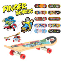 Wholesale CP9101 x2cm Finger Skate Boarding with metal wheel sets