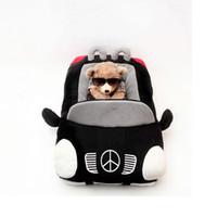 Wholesale new Car dog bed Ultra luxury short plush car or cat dog house Teddy dog soft dog kennel cm cm cm