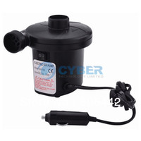Wholesale Cheap V AC Electric Air Pump For Airbed Car Boat Toy Inflator Deflator
