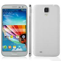 Wholesale 2014 New S5 Octa Core Smartphone Inch IPS Screen x1080 GB RAM GB MTK6592 Eight Core Ghz Gesture Sensing G9000 G Phone
