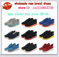 Wholesale 2013 new Brand name London run roshe barefoot Men s tenis athletic running sport shoes