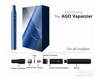 Cheap free shipping Popular herb vaporizer ago G5 with pen dry herb vaporizers elctronic cigarette with liquid herb Cut tobacco E Cigarette