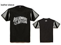 Men Cotton Polo Wholesale - 2014 new Free Shipping Brand BBC Cheap 99 styles BILLIONAIRE BOYS CLUB T-Shirts fashion high quality short sleeve brand t shirt
