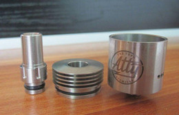 Presales 2014 hottest innovative rda atomizer Tobh atty rda atomizer Clone Tobh atty V2 for electronic cigarette tobh atty atomizer