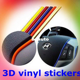 Wholesale meter pack NEW arrival DIY Auto Car Interior Exterior Decoration moulding Trim Strip line High quality M tape