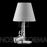 Wholesale Hot Selling Modern Flos Guns Bedside Gun table lamp