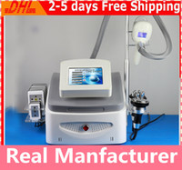 Wholesale 2014 Newest K cavitation rf lipo laser cryolipolysis for slim freezer weight loss