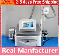 CE weight loss - 2016 Newest K cavitation rf lipo laser cryolipolysis fat freeze machine for slim freezer weight loss