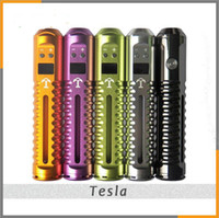 Battery lavatube - vape great cheap and high quliaty hot Electronic Cigarette Tesla Mod Advanced Lavatube which Adjust Voltage Precisely