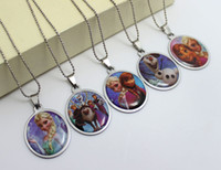 Wholesale 2014NEW HOT Frozen Stainless Steel Pendant Necklaces Fashion Jewelry