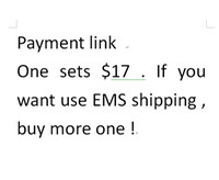 Wholesale payment link