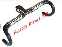 Wholesale NESS Full carbon fiber road Integrated handlebar NESS Bicycle parts mm
