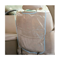 other other other Transparent protective Auto case Car cushion bumpers Prevent children from playing seat cushion become dirty free shipping