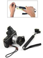 Mini Monopods Aluminum Alloy  For Digital Camera Mobile Phone Handheld Monopod Portable 23CM-110CM Flexible Tripod Travel Accessories
