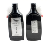 12 oz bottles - oz Super Black MAKKRUO SUMI PURE Black Tattoo Outlining Ink supply ml bottle Tattoo Pigment kit