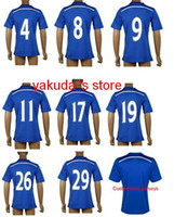 Thai Quality Customized Soccer Jerseys Tops, Football Club 14...