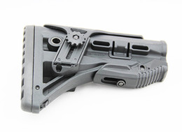 Wholesale FAB Defense GL Shock Absorbing Buttstock Black