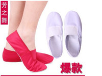 Wholesale Hot unisex style Gymnastics shoes practice yoga shoes ballet shoes dance practice shoes women shoes shoes