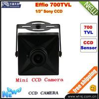 Mini Camera CCD sensor 700 (TVL) SONY ultra- miniature camera , HD mini security surveillance cameras , separate DHL free shiping