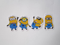 Wholesale sheets Despicable Me Minion Car truck window stickers wall stickers Pegman stickers