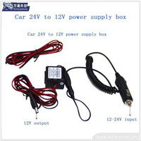 Be MassMutual to create DC24-12 24V to 12V car power small appliances versatile power converter 24V to 12V power converter DHL free shiping