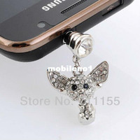 Earphone Jack Plugs 3.5mm Health Metal Alloy Free Shipping,100% AAA Quality,Health Metal Alloy,Dust Plug Cell Phone Accessories,Cute Koala Bear Phone Jewelry,Min Order $10