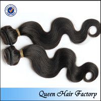 Brazilian Hair Body Wave  Body wave brazilian virgin hair weave bundles 4 5 6pcs lot natural color unprocessed brazilian remy hair extension