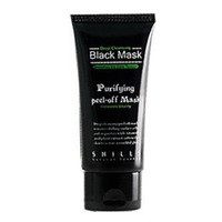 anti aging vitamin - Shills Deep Cleansing Black Mask Purifying Mask Black Mud peel Off Masks Vitamin Plant Extract Face Mask Facial Mask Oil Control Acne Masks
