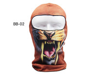 Wholesale Cycling Bike Hiking Outdoor Summer Breathable Face Mask hat cap Motorcycle sports Neck veil Tube Skull Full Face Head Hood Protector